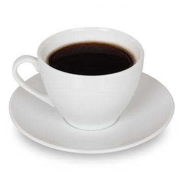 Koffie, zwart