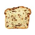 Brood, rozijnen
